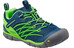 Keen Youth Chandler CNX Shoes Poseidon/Jasmin Green